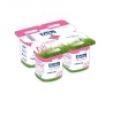 Yogur desnatado natural