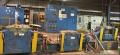 Horno de Inducción para fusión  INDUCTOTHERM POWER TRAK 325