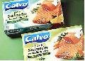 Conservas de salmón noruego