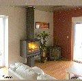 Estufa casete Bodart&Gonay fuego 743