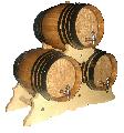 Piña baja 3 barriles