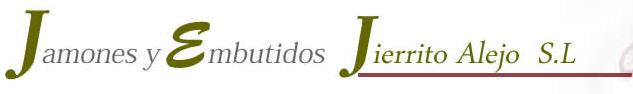Jamones y Embutidos Jierrito Alejo, S.L., Badajoz