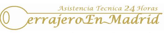 Cerrajero, S.L., Madrid