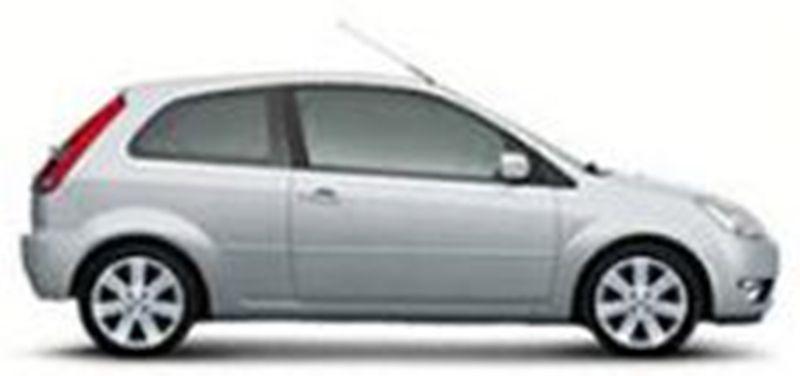 Pedido Ford Fiesta