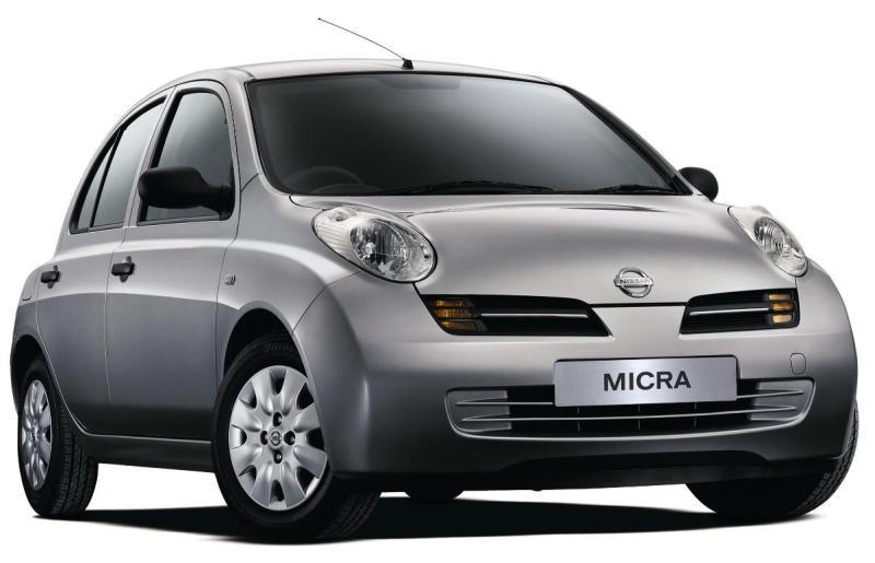 Pedido Nissan Micra