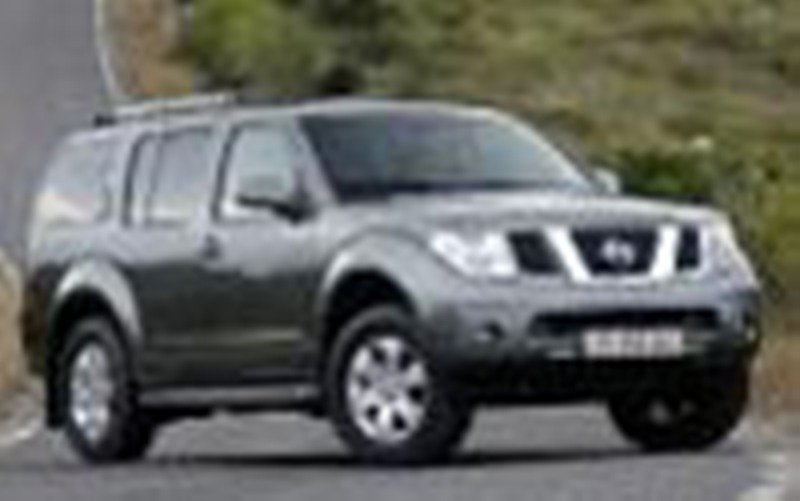 Pedido Nissan Pathfinder TDI
