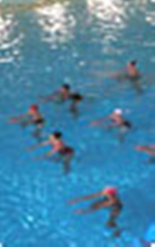 Pedido Actividades acuáticas incluidas en la cuota
