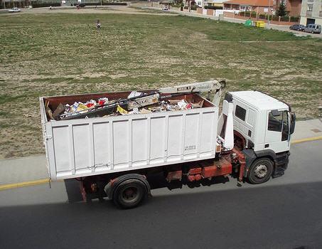Pedido Reciclaje de chatarra