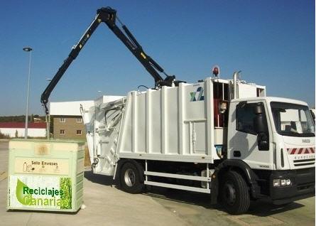 Pedido Servicios de reciclaje