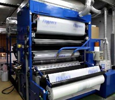Pedido Impresión flexográfica en el empaquetado flexible