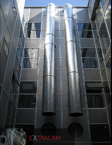 Pedido Instalacion y ajuste de sistemas de extraccion de humo