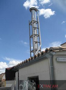 Pedido Instalación de sistemas de ventilación