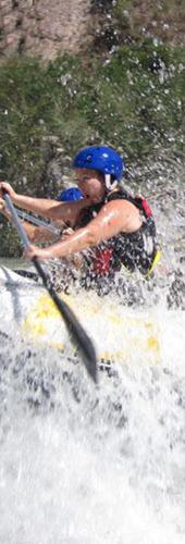 Pedido Rafting