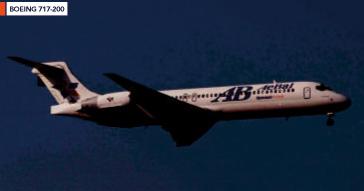 Pedido Boeing B717-200