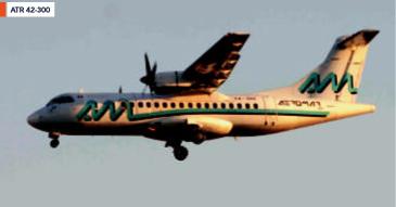 Pedido ATR 42