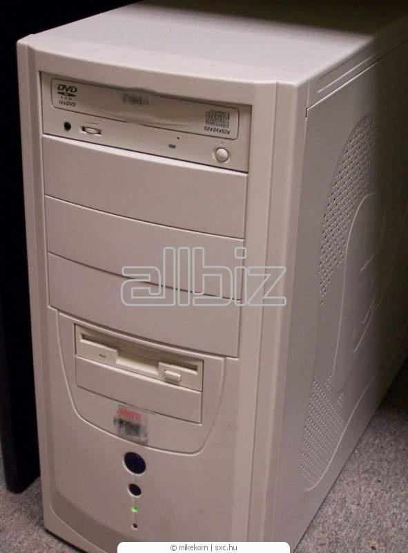 Pedido Reparación de ordenadores y portátiles