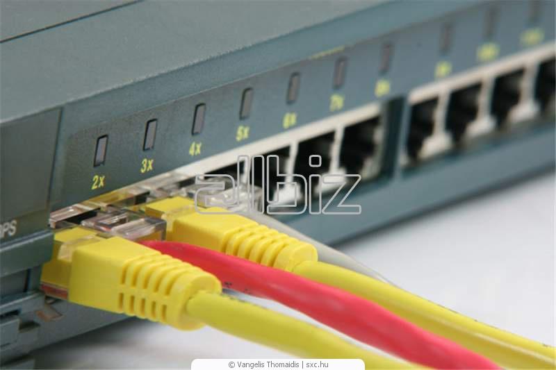 Pedido Redes y comunicaciones
