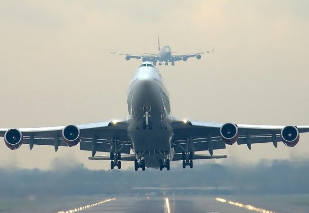 Pedido Transportacion aerea