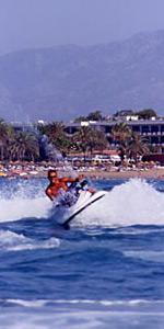 Pedido Servicios de jet ski