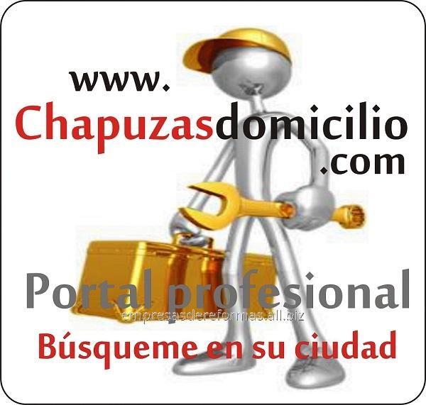 Pedido Chapuzas a domicilio