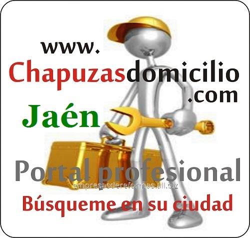 Pedido Empresas de reformas en Jaén