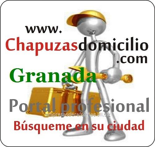 Pedido Empresas de reformas y chapuzas en Córdoba