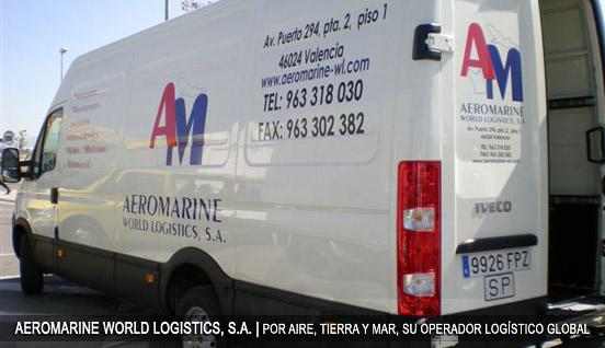 Pedido Servicios de transporte terrestre