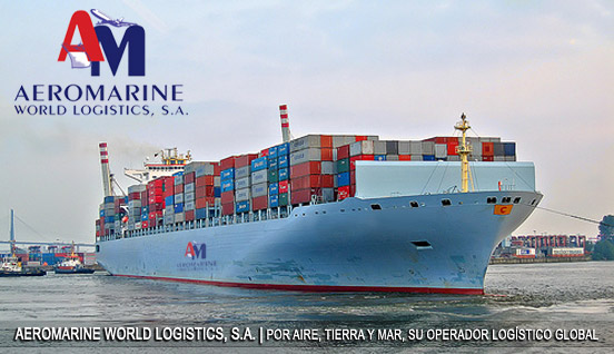 Pedido Servicios de transporte marítimo