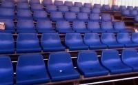 Pedido Servicios de alquiler de tribuna con asiento de respaldo