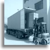 Pedido Servicios de transporte terrestre internacional