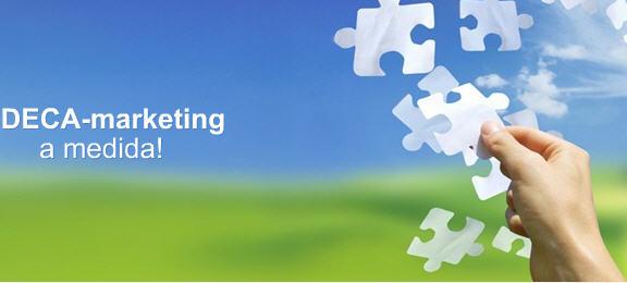 Pedido Promociones de marketing ventas y comunicación: