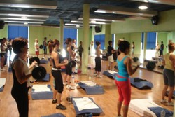 Pedido Servicios de GAP, Power Training, TBC y Fitball