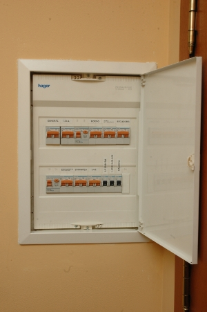 Pedido Servicios de electricidad