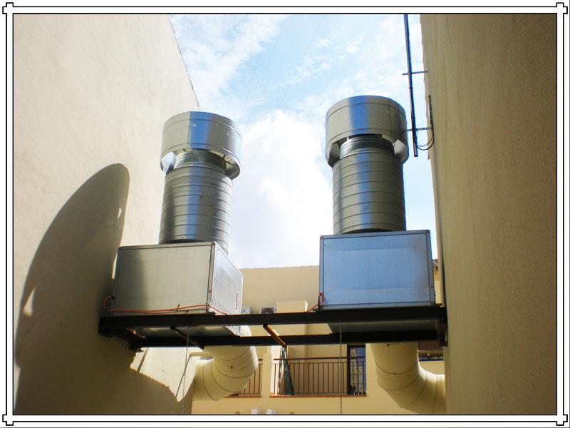 Pedido Servicios de Ventilación, Extracción y Renovación de Aire