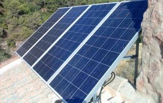 Pedido Servicios de obtención de Energía solar fotovoltaica
