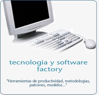 Pedido Servicios de Tecnología y Software Factory