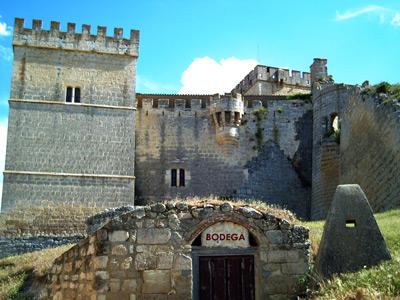 Pedido Castillos y Bodegas: una experiencia medieval
