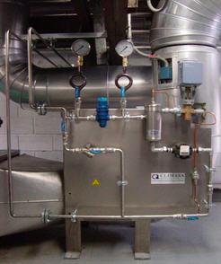 Pedido Control de humedad y temperatura