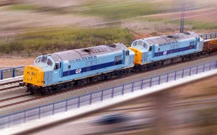 Pedido Transporte ferrocarril