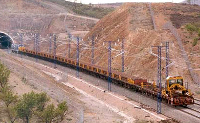 Pedido Transporte por ferrocarril mixto