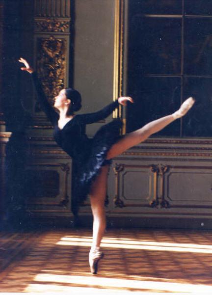Pedido Danza clásica