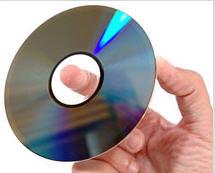 Pedido Duplicación e Impresión de CDs y DVDs