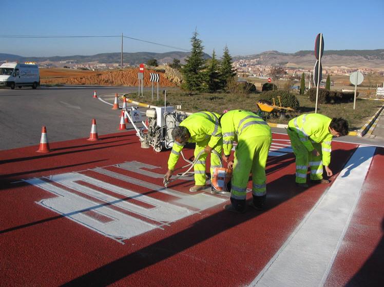 Pedido Señalización y seguridad vial