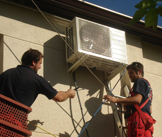 Pedido Climatizacion en viviendas