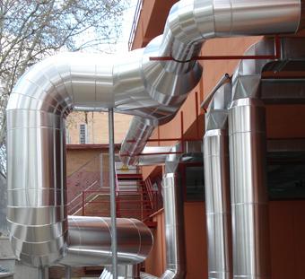 Pedido Climatización Industrial
