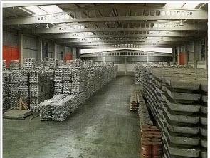 Pedido Almacén de metales no férricos