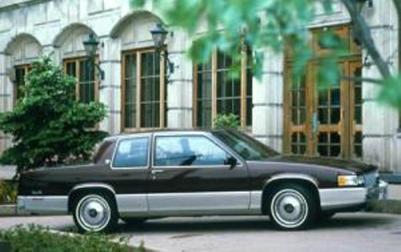 Pedido Cadillac de Ville (1992)