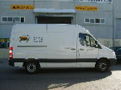 Mercedes Sprinter Capitoné