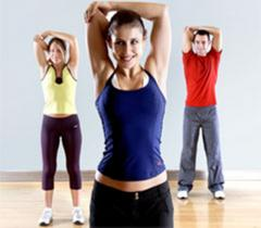 Body Attack / Stretch Training