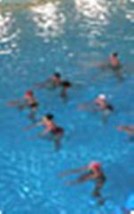 Actividades acuáticas incluidas en la cuota